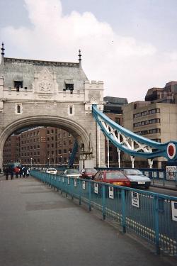 Londres Ville Pont 4