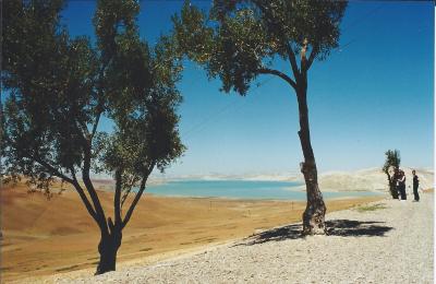 Maroc Fès Grand barrage 3