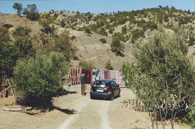 Maroc Moulay Yacoub Aknou Oued 2